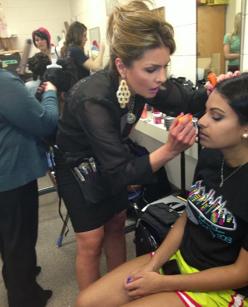 Fairfax High School Fashion Show 2013 Update