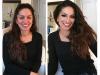 Muse Studios Wedding Bride Hair Makeup Artist Washington DC Virginia Maryland Before and After - 1a