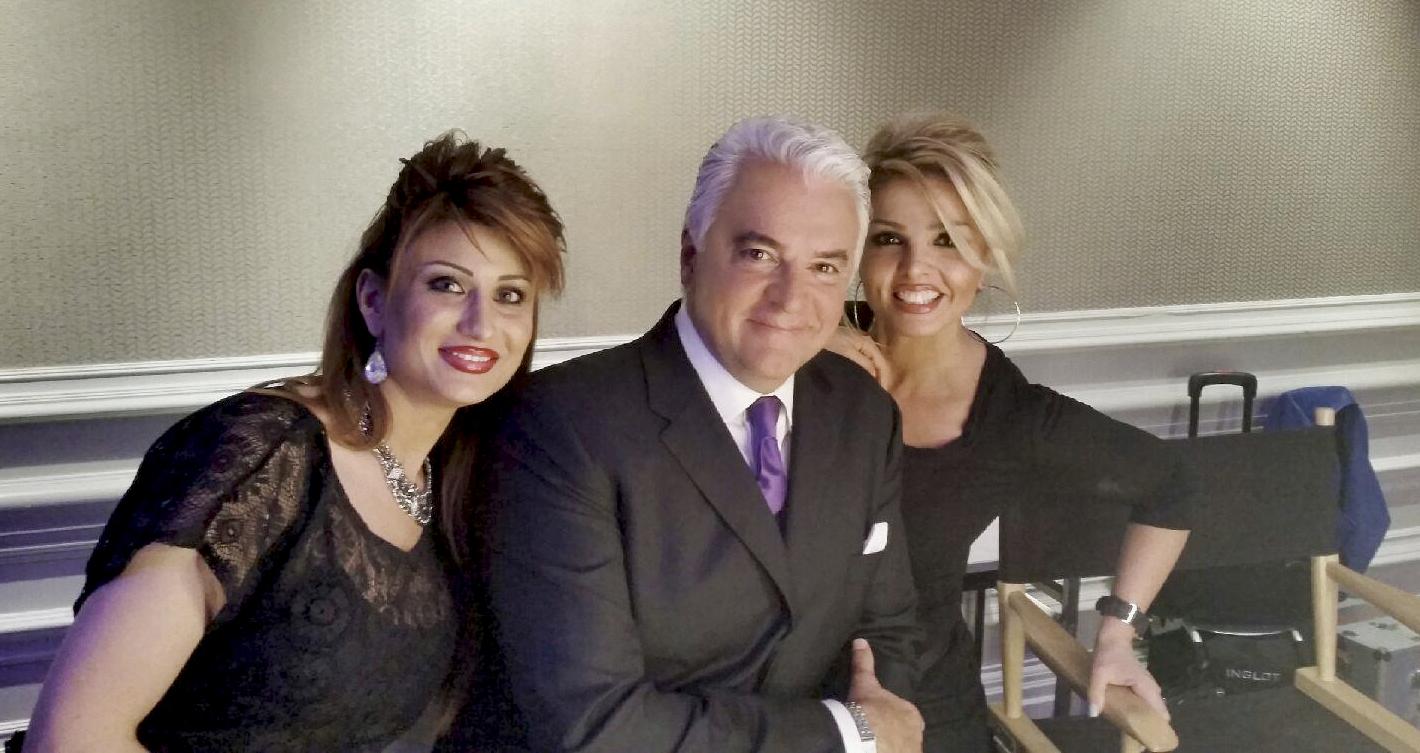 Hope Awards Muse Studios Hair Makeup Artist Washington DC Virginia Maryland - 01